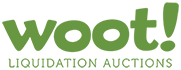 Woot Liquidaiton Auctions logo